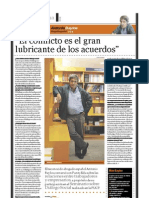 Antonio Baylos (abogado español), PuntoEdu. 07/11/2005