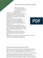 A comunicação como ferramenta de transparência no Aguas de Igarata