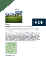 Stonehenge unformatii