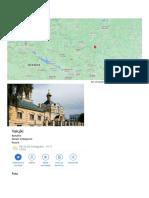 cartina -Valujki - Google Maps