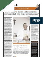 Óscar Rodríguez Madariaga (cardenal hondureño), PuntoEdu. 31/10/2005