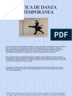 PRACTICA DE DANZA CONTEMPORÁNEA [Autoguardado].pptx