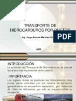 Presentación Transporte por Ductos