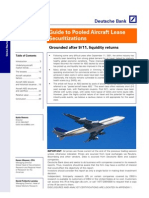 DB - Aircraft Lease