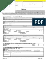Anexo III Solicitud Habilitación Lingüística editable