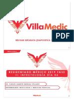 RM 19 F2 - Infectología 2