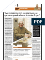 Alberto Giesecke Matto (geofísico), PuntoEdu. 05/09/2005