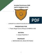 El parrafo,concepto e identificacion -Paola García 20-MMRS-6-002