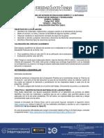 EVALAUCION PRACTICA DE QUIMICA  CON SIMULADORES VIRTUALES 2020-2