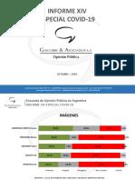 Sondeo Giacobbe & Asociados - Octubre 2020
