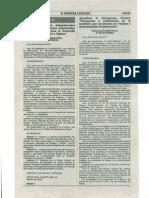 APRUEBAN EL DOCUMENTO TÉCNICO EVALUACIÓN Y CALIFICACIÓN DE LA INVALIDEZ POR ACCIDENTES DE TRABAJO Y ENFERMEDADES PROFESIONALES
