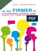 Saffirmer et communiquer by Beaudry Madeleine.pdf