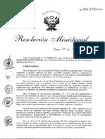 Guía Técnica para aborto terapéutico en el Perú