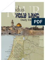 Exodus and the Holy Land Devotional Full Publication