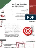 Certificacion HDL BUSPRO Virtual
