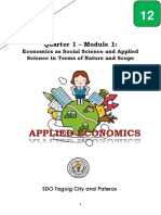 TAPATMODULE-SHS-APPLIED-ECONOMICS-Module-1-Economics-as-Social-Science-and-Applied-Science-in-Terms-of-Nature-and-Scope (1)