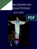 Lemann Center Annual Report 2019-2020