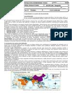 Atividade 8º Ano EF - Geografia - Semana 22