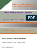 CONFLICTOS LABORALES EN MEXICO DERECHO PROCESAL LABORAL