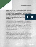 Acuerdo A-039-2019 Tarifas Transmisión, Distribución y CENACE 2020.pdf