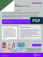 200817 programacion Semana induccion 20202