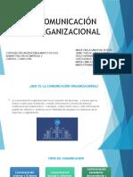 Semana 5. Comunicación Organizacional.pptx