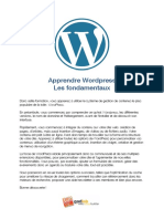 Cours-Wordpress-Fondamentaux