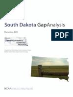 South Dakota Gap Analysis Report