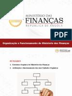 2. ESTRUTURA ORGÂNICA DO MINFIN  - ATRIBUIÇÕES E FUNCIONAMENTO DAS SUAS ....pptx