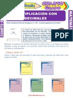 Multiplicación-con-Números-Decimales-para-Cuarto-Grado-de-Primaria
