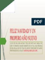 FELIZ NAVIDAD Y UN PROPERO AÑO NUEVO.pptx