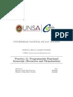Practica 11, LP, Memoization, Jair Huaman, Hayde Humpire.pdf