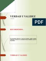 1.7 VERDAD Y VALIDEZ (1)