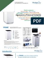 PRIME- CRO 600 - WATERLIFE OFERTA