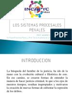 LOS SISTEMAS PROCESALES PENALES - INCAPYC - MODULO I - NCPP..pdf