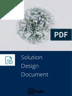 SDD Template v01