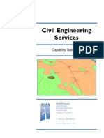 Wind Prospect - Civil Engineering Services Capability - Oct 2010