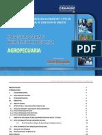 Planes y programas del area Agropecuaria