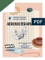AEROSOLTERAPIA