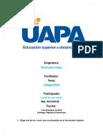 TRABAJO FINAL DE NEUROPSICOLOGIA
