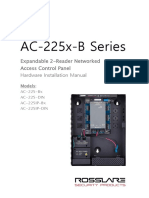 AC-225x-B Hardware Installation and User Manual 270618