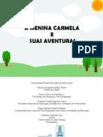 As aventuras da menina Carmela - paisagem