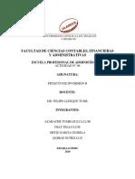 ACTIVIDAD 6 - PROYECTO DE INVERSIÓN2