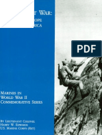 A Different War-Marines in Europe & North Africa