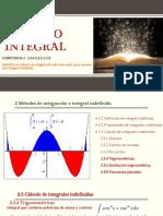Calculo Integral C3 - 2.3.4-2.3.5-2.3.6