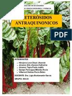 Informe- Heterosidos antraquinonicos
