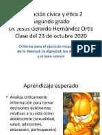 Fce 2-Clase Del 23 de Octubre 2020