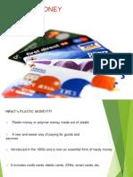 Plastic Money ppt