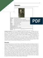 Ferdinard de Saussure