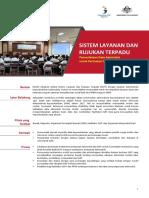 Keberhasilan Model Pembangunan - Sistem Layanan dan Rujukan Terpadu NTB